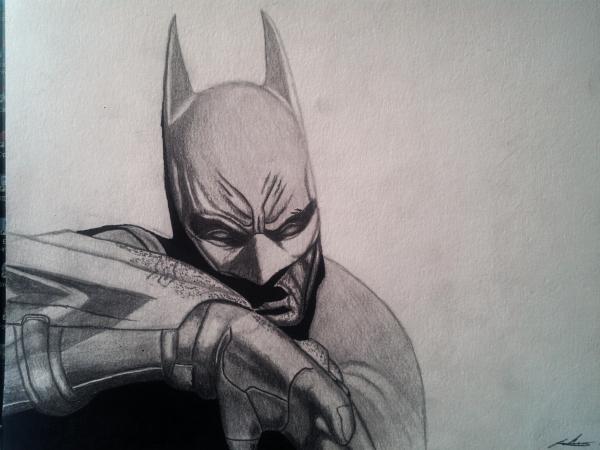 Batman by -Wolfenstein-